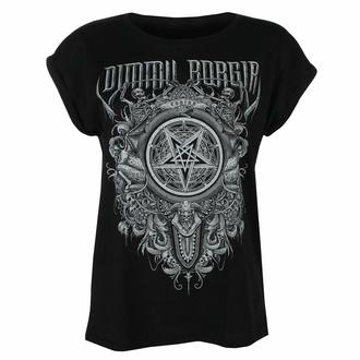 tričko dámské Dimmu Borgir - Eonian Pentagram, NNM, Dimmu Borgir