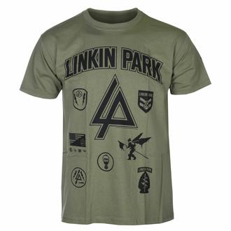 tričko pánské LINKIN PARK - TS0012PTT