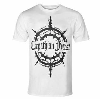 tričko pánské Carpathian Forest - Evil Egocentrical Existencialism - White - SEASON OF MIST - 75804