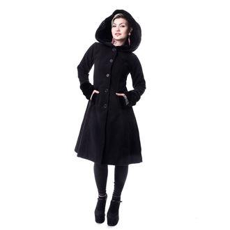 kabát dámský VIXXSIN - ELENA - BLACK, VIXXSIN