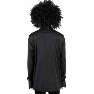 košile pánská KILLSTAR - Embalming - Black, KILLSTAR