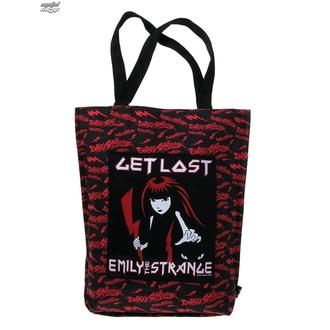 taška , kabelka EMILY THE STRANGE - Emily (E3081415) Get Lost Totebag