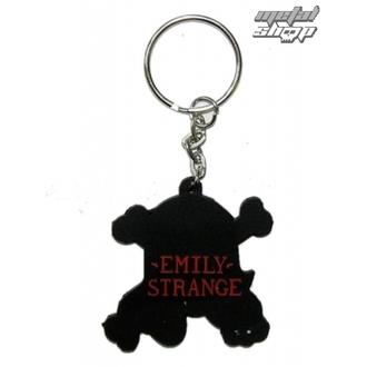 přívěšek EMILY THE STRANGE - POISON EMILY, EMILY THE STRANGE