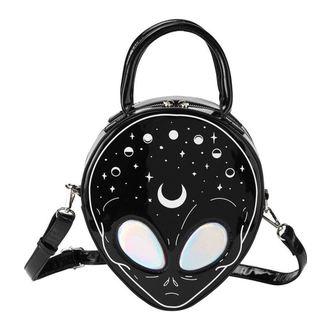 kabelka (taška) KILLSTAR - E.T. - BLACK, KILLSTAR
