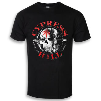 tričko pánské Cypress Hill - South Gate - California - Black - HYBRIS, HYBRIS, Cypress Hill