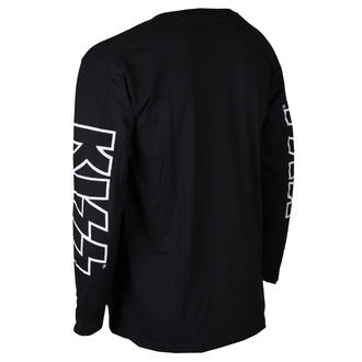 tričko pánské s dlouhým rukávem KISS - GENE SIMMONS - PLASTIC HEAD - PH11188LS