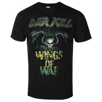 tričko pánské Overkill - Cover Wings Of War - ART WORX, ART WORX, Overkill
