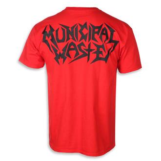 tričko pánské Municipal Waste - Skelbot - ART WORX, ART WORX, Municipal Waste