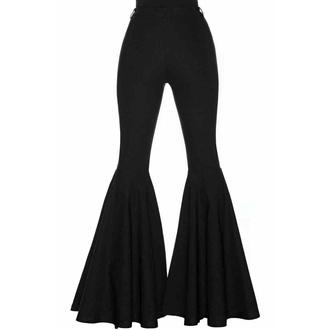 kalhoty dámské KILLSTAR - Eternal Flares - Black, KILLSTAR