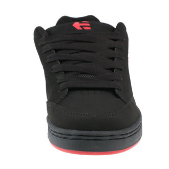 boty pánské ETNIES - Metal Mulisha - Swivel - BLACK/BLACK/RED, METAL MULISHA