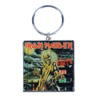 klíčenka (přívěšek) Iron Maiden - Killers, NNM, Iron Maiden