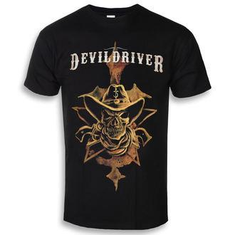 tričko pánské DEVILDRIVER - Cowboy - NAPALM RECORDS, NAPALM RECORDS, Devildriver
