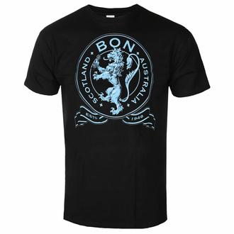 tričko pánské Bon Scott - Lion Crest - DRM136011