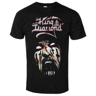 tričko pánské King Diamond - Puppet Master Face - DRM129225