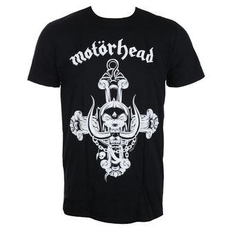 tričko pánské Motorhead - Rosary - Black - ROCK OFF, ROCK OFF, Motörhead