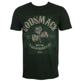 tričko pánské Godsmack - Celtic - Green - ROCK OFF, ROCK OFF, Godsmack