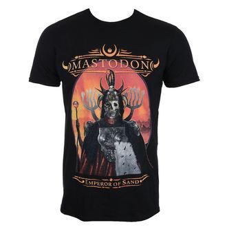 tričko pánské MASTODON - EMPEROR OF SAND 2017 DATEBACK - BLACK - ROCK OFF, ROCK OFF, Mastodon