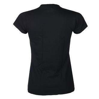 tričko dámské ZZ-Top - Lowdown Since 1969 - Black - HYBRIS, HYBRIS, ZZ-Top
