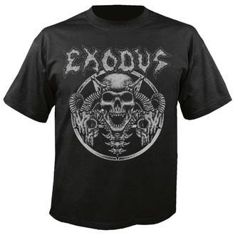 tričko pánské Exodus - Horns Skull - NUCLEAR BLAST, NUCLEAR BLAST, Exodus