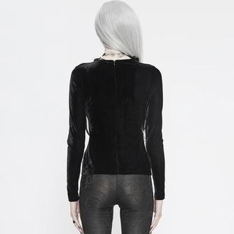 tričko dámské s dlouhým rukávem (top) DEVIL FASHION, DEVIL FASHION