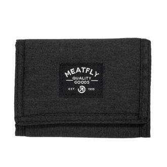 peněženka MEATFLY - LANCE - A - 1/26/55 - Black, MEATFLY