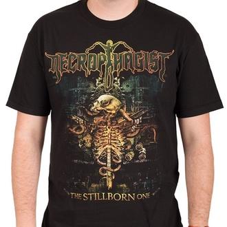 tričko pánské NECROPHAGIST - The Stillborn One - Black - INDIEMERCH, INDIEMERCH, Necrophagist