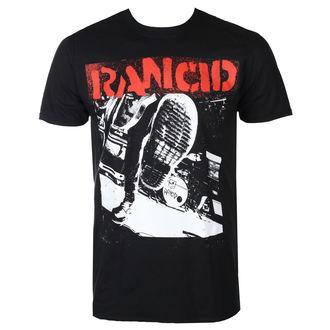 tričko pánské RANCID - BOOT - PLASTIC HEAD, PLASTIC HEAD, Rancid