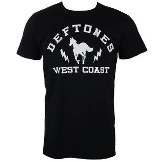 tričko pánské Deftones - WEST COAST - PLASTIC HEAD, PLASTIC HEAD, Deftones