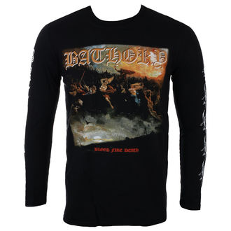 tričko pánské s dlouhým rukávem BATHORY - BLOOD FIRE DEATH - PLASTIC HEAD