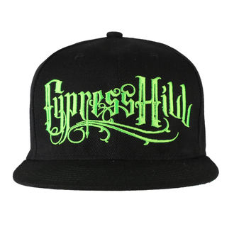kšiltovka Cypress Hill - Pot Leaf Black, Cypress Hill