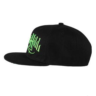 kšiltovka Cypress Hill - Pot Leaf Black