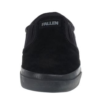 boty pánské FALLEN - The Easy - Black/Black, FALLEN