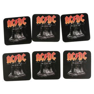 podtácky AC/DC, NNM, AC-DC