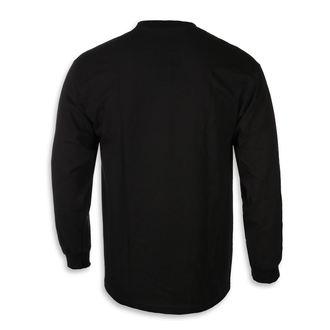 tričko pánské s dlouhým rukávem METAL MULISHA - STICK  BLK