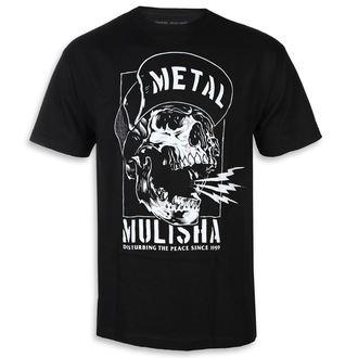 tričko pánské METAL MULISHA - NO PEACE BLK, METAL MULISHA