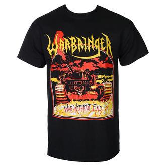 tričko pánské WARBRINGER - WAR WITHOUT END - RAZAMATAZ, RAZAMATAZ, Warbringer