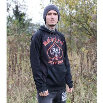 mikina pánská MOTÖRHEAD - Black, NNM, Motörhead