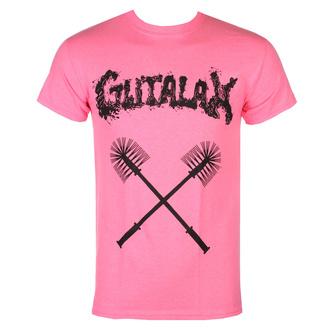 tričko pánské GUTALAX - toilet brushes - savety pink - ROTTEN ROLL REX, ROTTEN ROLL REX, Gutalax