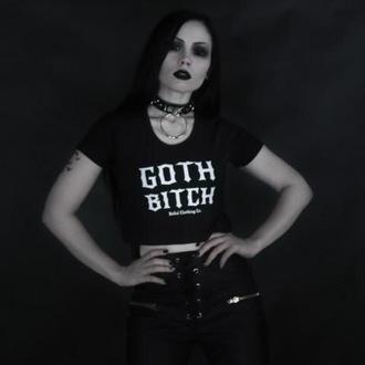 tričko dámské (top) BELIAL - GotH Bitch - BEL034