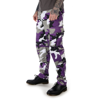 kalhoty pánské MMB - US BDU - ARMY - LILA CAMO, MMB