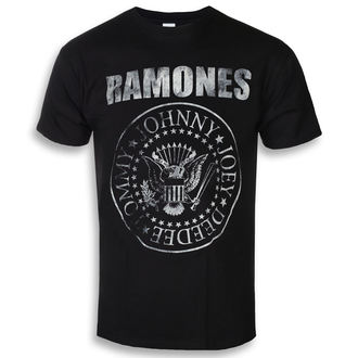 tričko pánské Ramones - Seal Hey Ho - ROCK OFF, ROCK OFF, Ramones