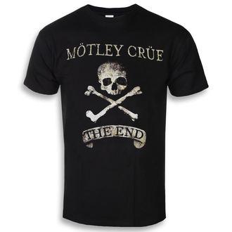 tričko pánské Mötley Crüe - The End - ROCK OFF, ROCK OFF, Mötley Crüe
