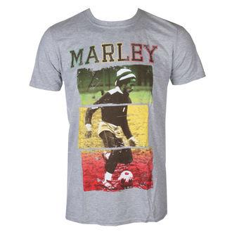 tričko pánské Bob Marley Football Text - ROCK OFF, ROCK OFF, Bob Marley