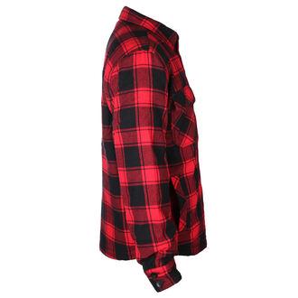 bunda pánská BRANDIT - Lumberjacket checked, BRANDIT