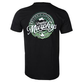 tričko pánské Dropkick Murphys - Boston's Finest - Black - KINGS ROAD, KINGS ROAD, Dropkick Murphys