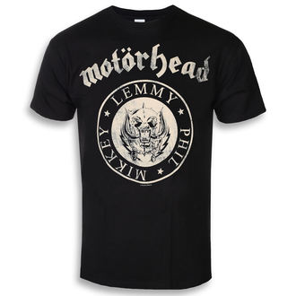 tričko pánské Motörhead - Undercover Seal Newsprint - ROCK OFF, ROCK OFF, Motörhead