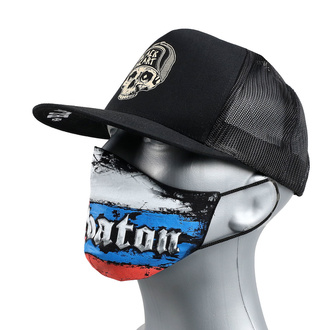 rouška (maska) SABATON - SLOVAKIA, CARTON, Sabaton