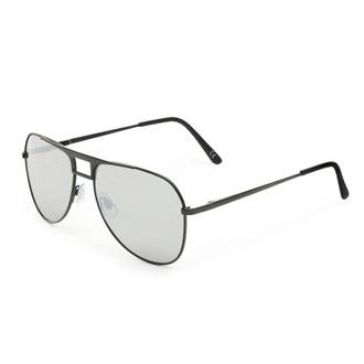 brýle sluneční VANS - MN HAYKO - Matte Black/Sil, VANS