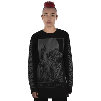 tričko unisex s dlouhým rukávem KILLSTAR - Finishing Line Long Sleeve Top, KILLSTAR