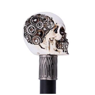vycházková hůl Clockwork Cranium Swaggering Cane, NNM